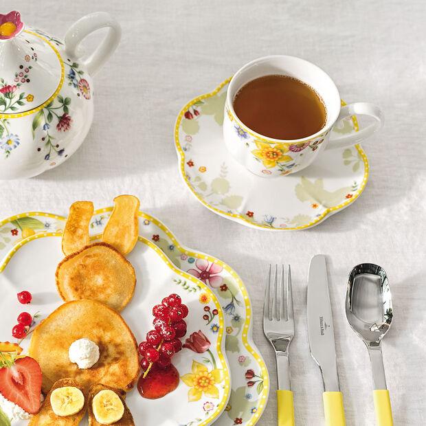 Spring Awakening tea/coffee cup saucer, , large