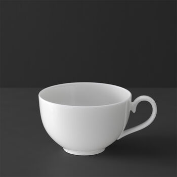 White Pearl cappuccino cup