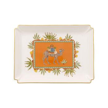 Samarkand Mandarin Gifts Decorative plate large 28x21cm