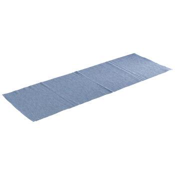 Textil News Breeze Runner lightblue 50x140cm