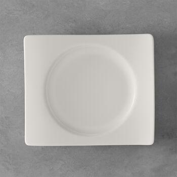 NewWave rectangular breakfast plate 24 x 22 cm