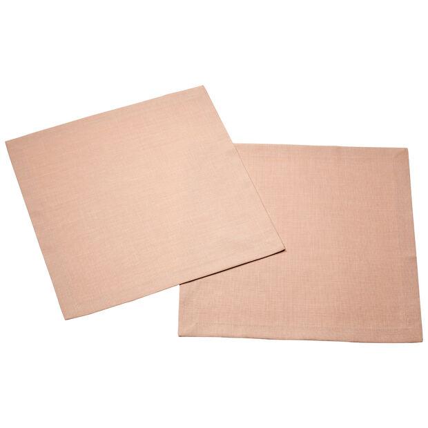 Textil Uni TREND Napkin rose peo75S2, 20 pieces,  40x40cm, , large