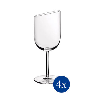 NewMoon white wine glass set, 300 ml, 4 pieces