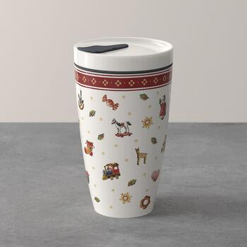 Coffee To Go Mug Toy's Delight