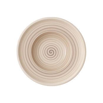 Artesano Nature Beige Deep plate 25cm