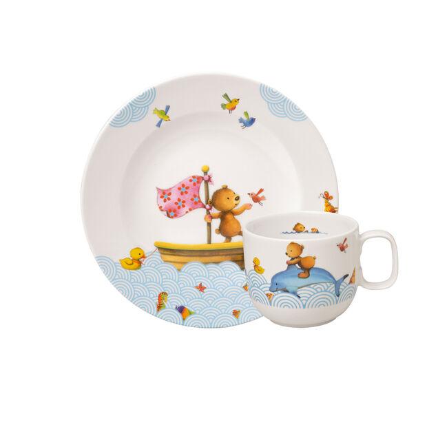 Happy as a Bear Children's breakfast set, 2 pcs., , large