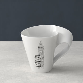 Modern Cities coffee mug, London, 300 ml