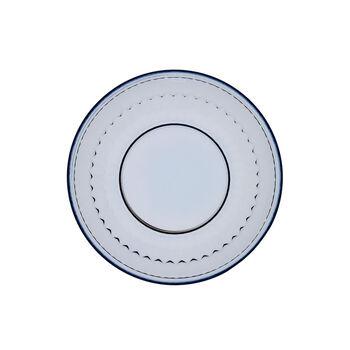 Boston Coloured salad/dessert plate, blue, 21 cm