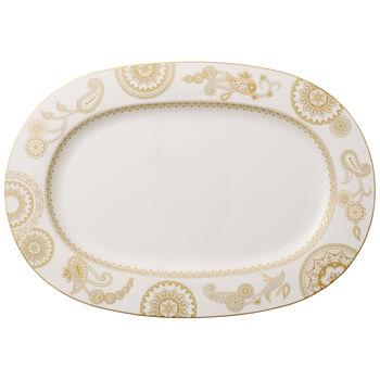 Anmut Samarah Oval platter (2) 41cm