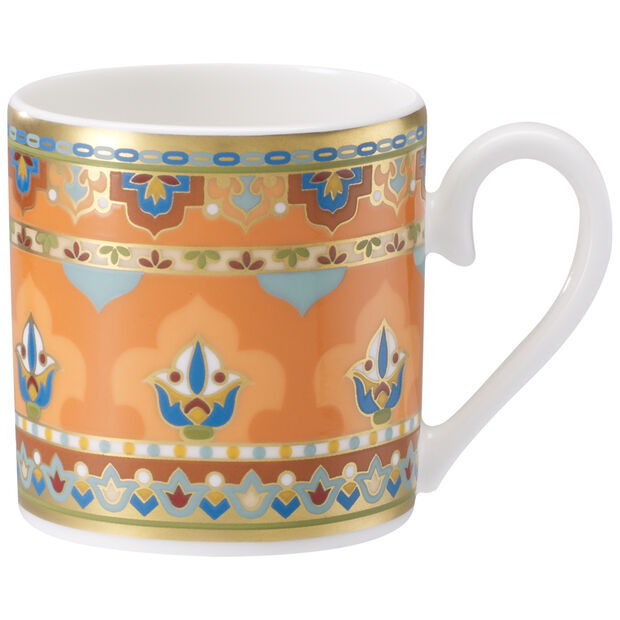 Samarkand Mandarin mocha/espresso cup, , large