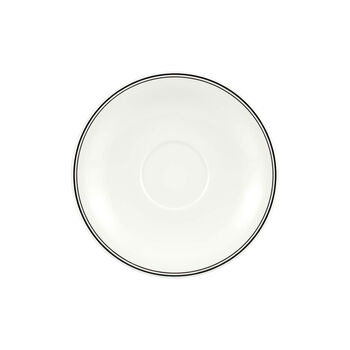 Charm & Breakfast Design Naif Saucer white coffee cup XL 20cm