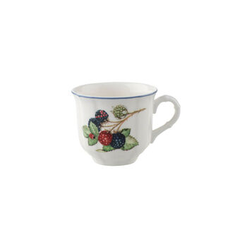 Cottage coffee cup