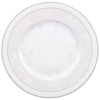 Gray Pearl breakfast plate