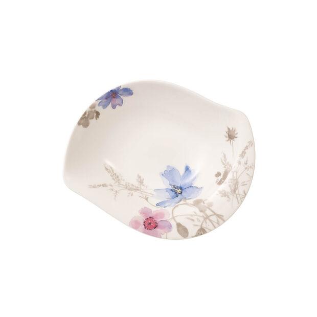 Mariefleur Gris Serve & Salad deep rectangular bowl, , large