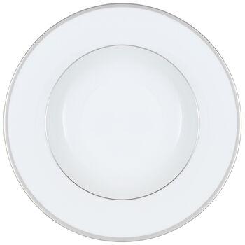 Anmut Platinum No.2 soup plate