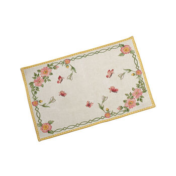 Spring Fantasy Gobelin placemat New Flowers