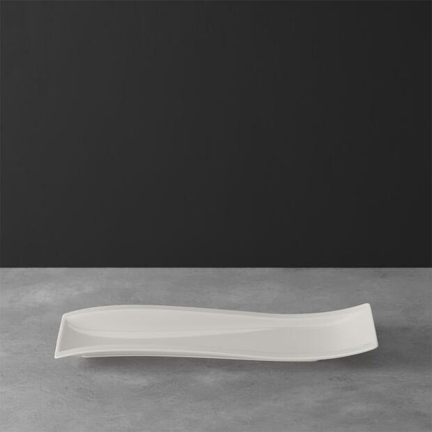 NewWave antipasti plate  42 x 15 cm, , large