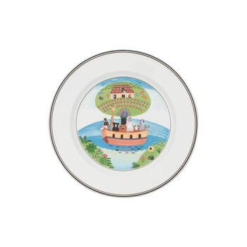 Design Naif breakfast plate Noah's ark