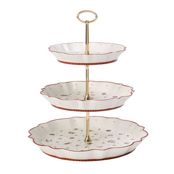 Toy's Delight cake stand