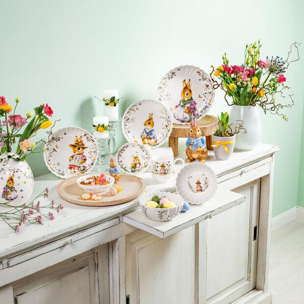 Spring Fantasy small bowl, 580 ml, multicoloured, , large