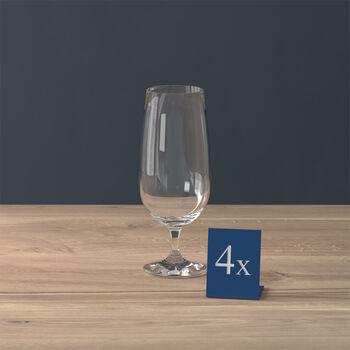 Entrée Beer glass Set 4 pcs 185mm