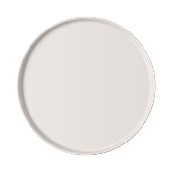 Iconic universal plate, white, 24 x 2 cm