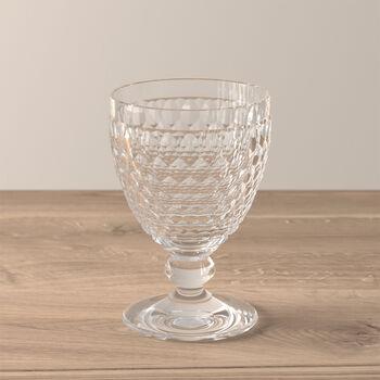 Boston Red wine glass