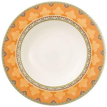 Samarkand Mandarin Deep plate