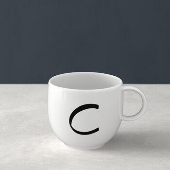 Letters Mug C 13x10x8cm