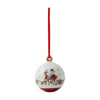 Annual Christmas Edition ball 2020, 6.5 x 6.5 x 8 cm