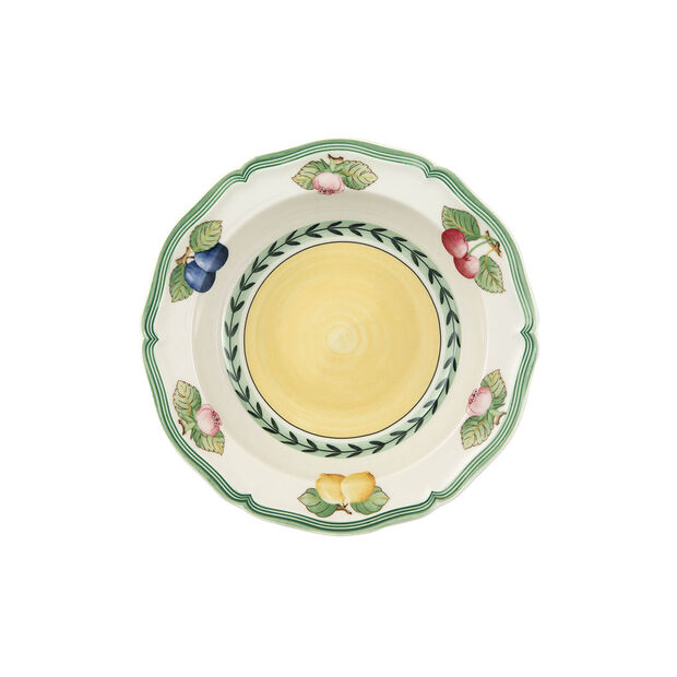 French Garden Fleurence salad dish, , large