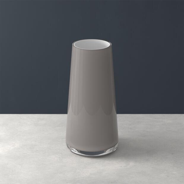 Numa Vase pure stone 340mm, , large