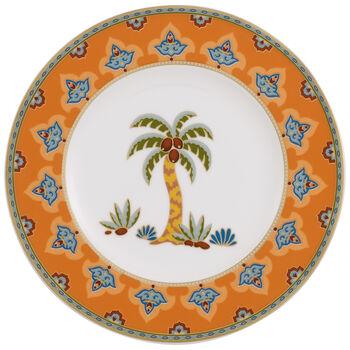 Samarkand Mandarin bread plate