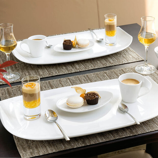 Urban Nature serving plate 42 x 24 cm, , large