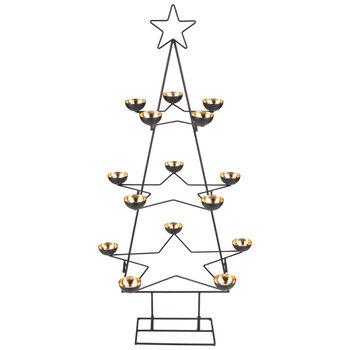 Christmas Decoration Deco tree metal 90cm
