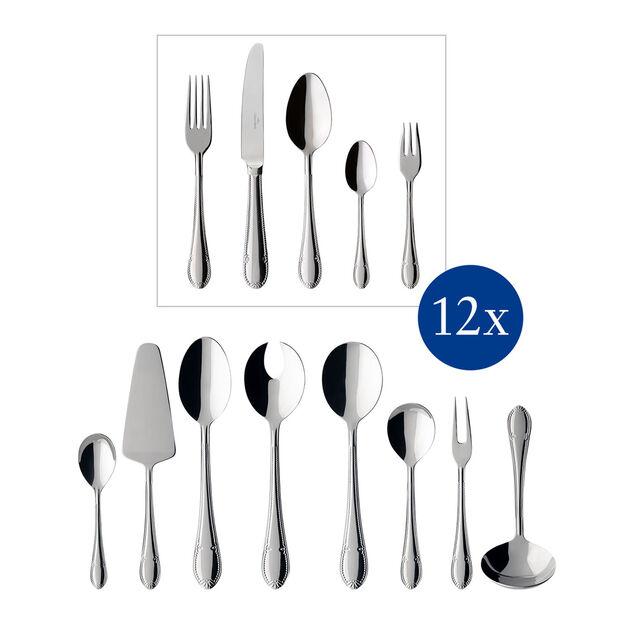 Mademoiselle Cutlery set 68pcs 44x29x9cm, , large