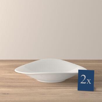 Vapiano pasta plate 2-piece set