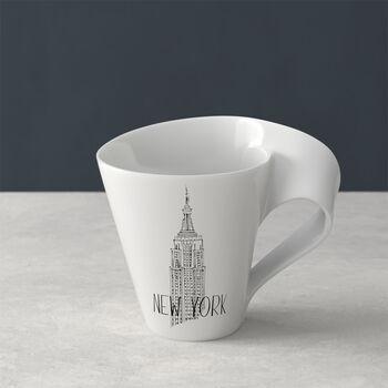 Modern Cities coffee mug, New York, 300 ml