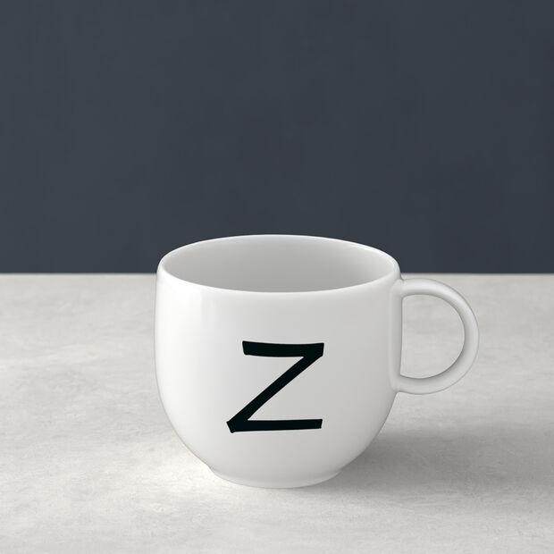 Letters Mug Z 13x10x8cm, , large