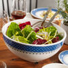 Casale Blu round dish, , large