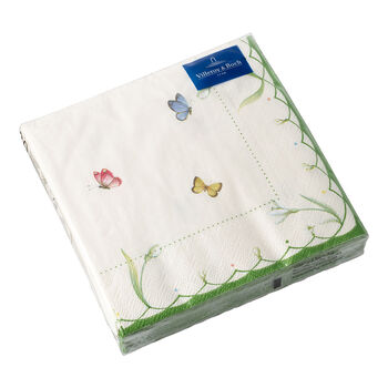 Paper Napkins Colourful Spring Lunch, 20 pieces, 33 x 33 cm