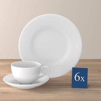 Royal cappuccino set 18 pieces