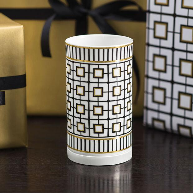 MetroChic Gifts Tea light holder 7,5x7,5x13cm, , large