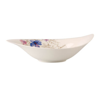 Mariefleur Gris Serve & Salad Salad bowl 45x31cm