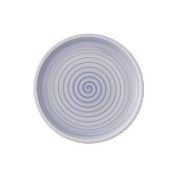 Artesano Nature Bleu breakfast plate