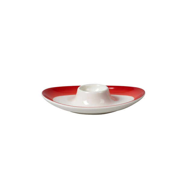 Colourful Life Deep Red egg cup, , large