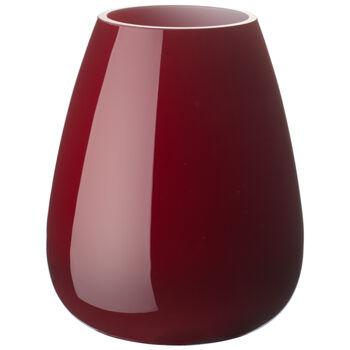 Drop mini vase Deep Cherry