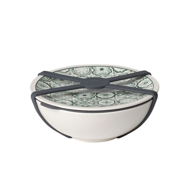 Modern Dining To Go Jade bowl M, , large