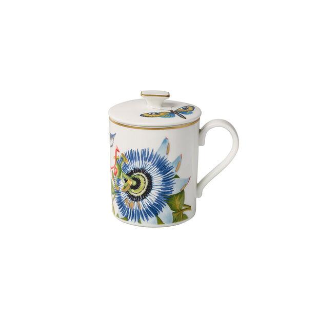 Amazonia Gifts Mug with lid 11,5x8,5x11cm, , large