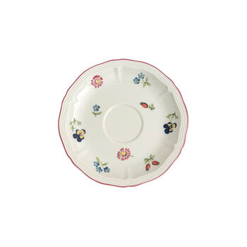 Petite Fleur tea cup saucer